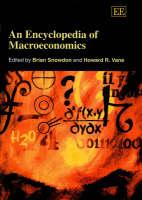 An Encyclopedia of Macroeconomics (Hardback)