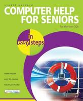 Computer Help for Seniors in easy steps (Paperback)