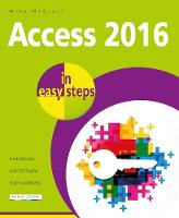 Access 2016 in Easy Steps