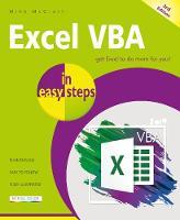 Excel VBA in easy steps: Covers Visual Studio Community 2017 - In Easy Steps (Paperback)