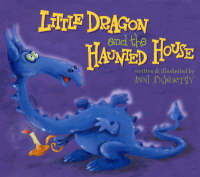 Little Dragon and the Haunted House - Little Dragon (Paperback)