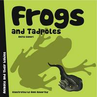 Frogs and Tadpoles - Animal Families (Board book)