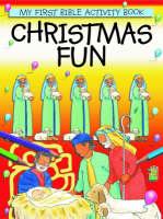 Christmas Fun - My First Bible Activity Book (Paperback)