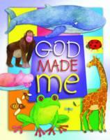 God Made Me (Board book)