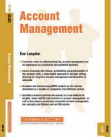 Account Management 12.5 (Paperback)