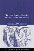 Legal Tender of Gender: Law, Welfare, and the Regulation of Women's Poverty - Onati International Series in Law and Society (Hardback)