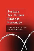 Justice for Crimes Against Humanity (Hardback)