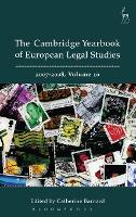 Cambridge Yearbook of European Legal Studies 2007-2008 - Cambridge Yearbook of European Legal Studies 10 (Hardback)