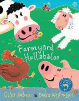Farmyard Hullabaloo (Paperback)
