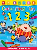 My First Colouring Fun 123
