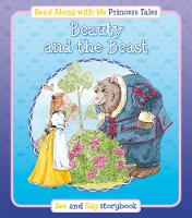 Beauty and the Beast - Read Along with Me Princess Tales (Paperback)