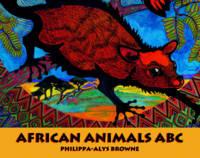 African Animals ABC (Paperback)