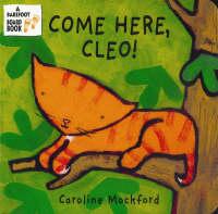 Come Here, Cleo! (Board book)