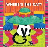 Where's the Cat? (Board book)