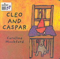 Cleo and Caspar (Board book)