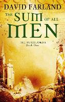 The Sum Of All Men: Book 1 of the Runelords - Runelords (Paperback)