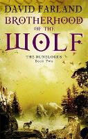 Brotherhood Of The Wolf: Book 2 of the Runelords - Runelords (Paperback)