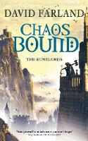 Chaosbound: Book 8 of The Runelords - Runelords (Paperback)