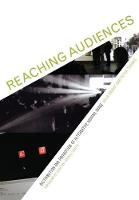 Reaching Audiences Distribution and Promotion of Alternative Moving Image (Paperback)