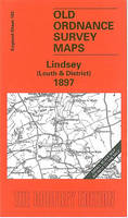 Lindsey - Louth and District: One Inch Sheet 103 - Old Ordnance Survey Maps - Inch to the Mile (Sheet map, folded)