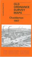 Chadderton 1907: Lancashire Sheet 97.05 - Old O.S. Maps of Lancashire (Sheet map, folded)