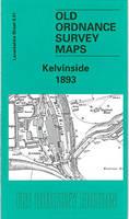 Kelvinside 1893: Lanarkshire Sheet 6.01 - Old O.S. Maps of Lanarkshire (Sheet map, folded)