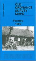 Formby 1906: Lancashire Sheet 90.04 - Old O.S. Maps of Lancashire (Sheet map, folded)