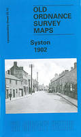 Syston 1902: Leicestershire Sheet 25.12 - Old O.S. Maps of Leicestershire (Sheet map, folded)