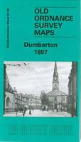 Dumbarton 1897: Dumbartonshire Sheet 22.06 - Old Ordnance Survey Maps of Dumbartonshire (Sheet map, folded)