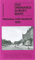 Waterloo with Seaforth 1925: Lancashire Sheet 99.09 - Old Ordnance Survey Maps of Lancashire (Sheet map, folded)