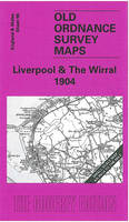 Liverpool and The Wirral 1904: One Inch Sheet 096 - Old Ordnance Survey Maps - Inch to the Mile (Sheet map, folded)