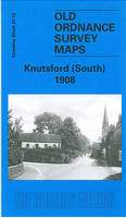Knutsford (South) 1908: Cheshire Sheet 27.13 - Old O.S. Maps of Cheshire (Sheet map, folded)