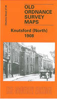 Knutsford (North) 1908: Cheshire Sheet 27.09 - Old O.S. Maps of Cheshire (Sheet map, folded)