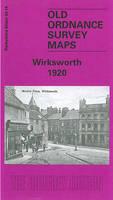 Wirksworth 1920: Derbyshire Sheet 34.14 - Old O.S. Maps of Derbyshire (Sheet map, folded)