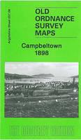 Campbeltown 1898: Argyllshire Sheet 257.08 - Old Ordnance Survey Maps of Argyllshire (Sheet map, folded)
