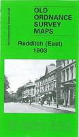 Redditch (East) 1903: Worcestershire Sheet 23.08 - Old Ordnance Survey Maps of Worcestershire (Sheet map, folded)