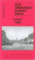 Lanark 1896: Lanarkshire Sheet 25.15 (Sheet map, folded)