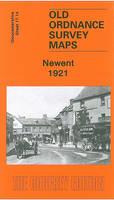Newent 1921: Gloucestershire 17.14 (Sheet map, folded)