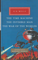 The Time Machine, The Invisible Man, The War of the Worlds (Hardback)