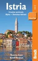 Istria: Croatian Peninsula, Rijeka, Slovenian Adriatic (Paperback)