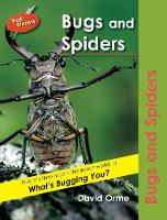 Bugs and Spiders - Trailblazers (Paperback)