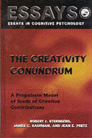 The Creativity Conundrum: A Propulsion Model of Kinds of Creative Contributions - Essays in Cognitive Psychology (Hardback)