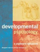 Developmental Psychology: A Student's Handbook (Hardback)