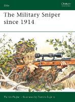 The Military Sniper Since 1914 - Elite No.68 (Paperback)