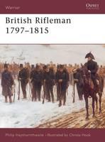British Rifleman: 1797-1815 - Warrior S. No. 47 (Paperback)