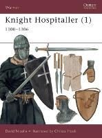 Knight Hospitaller: 1100-1306 Pt.1 - Warrior S. No.33 (Paperback)