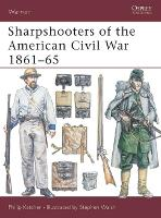 Sharpshooters of the American Civil War 1861-1865 - Warrior S. No. 60 (Paperback)