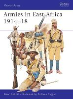 Armies in East Africa 1914-1918 - Men-at-Arms No.379 (Paperback)