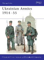 Ukrainian Armies in the World Wars - Men-at-Arms No. 412 (Paperback)