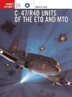 C-47/R4D Units of the ETO and MTO (Paperback)